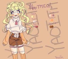 NUTMEG Adoptable!! [SOLD] by Sumiiya