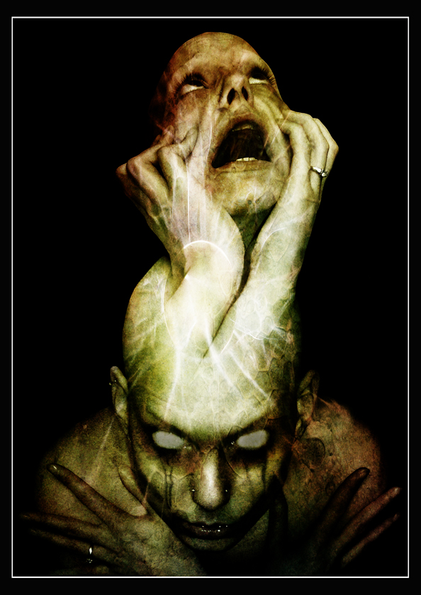 Schizophrenia By Clouded And Shadowed On Deviantart