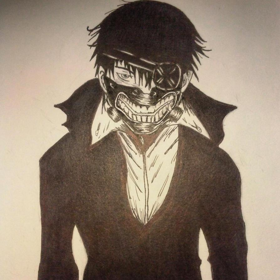 Tokyo Ghoul by MegaPartygod