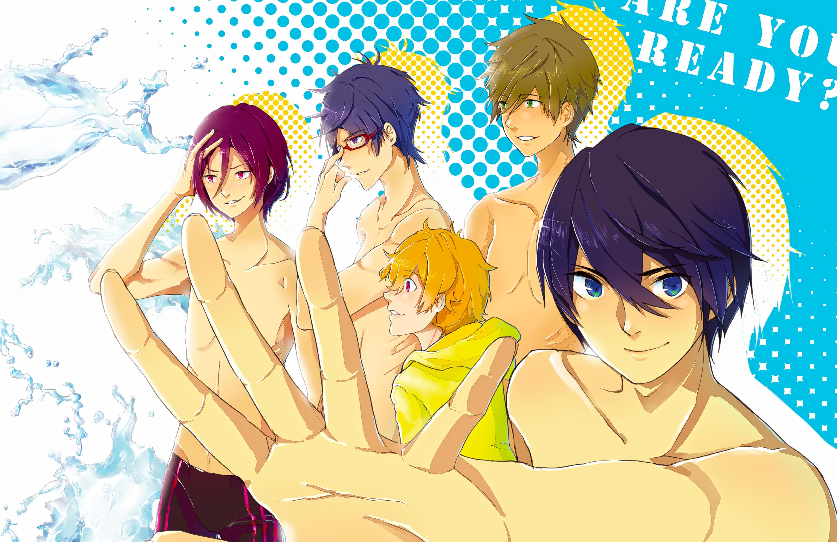 free iwatobi swim club by kaiyobi on deviantart