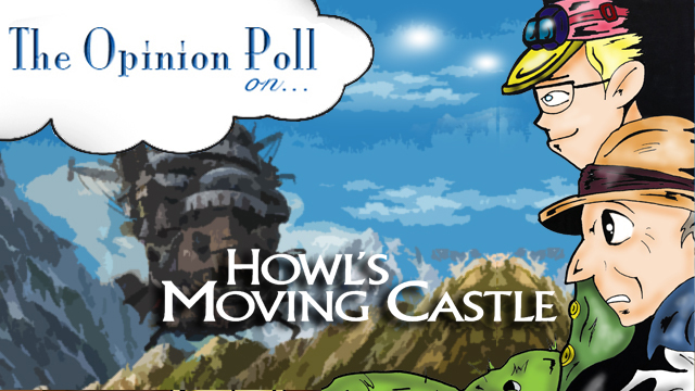 Howls Moving Castle title card by JeremyHovan81