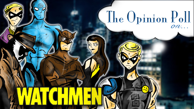 Watchmen Title Card by JeremyHovan81