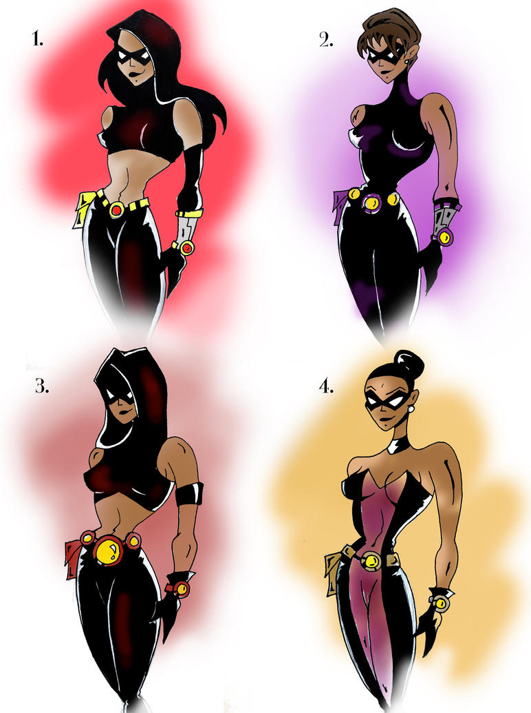 Character Design Academy Of Art : Character designs bruce timm style by jeremyhovan on