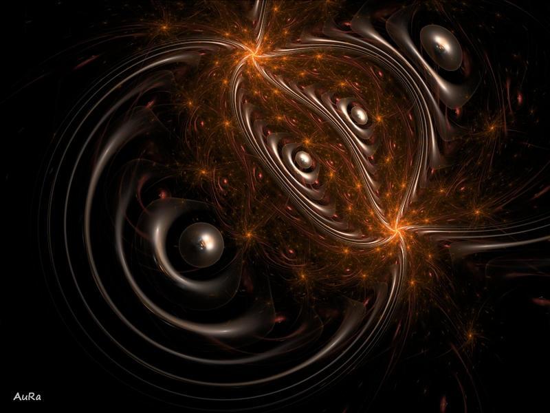 Galactic Burst by AuroraMycano