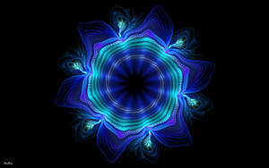 Gently Blue by AuroraMycano