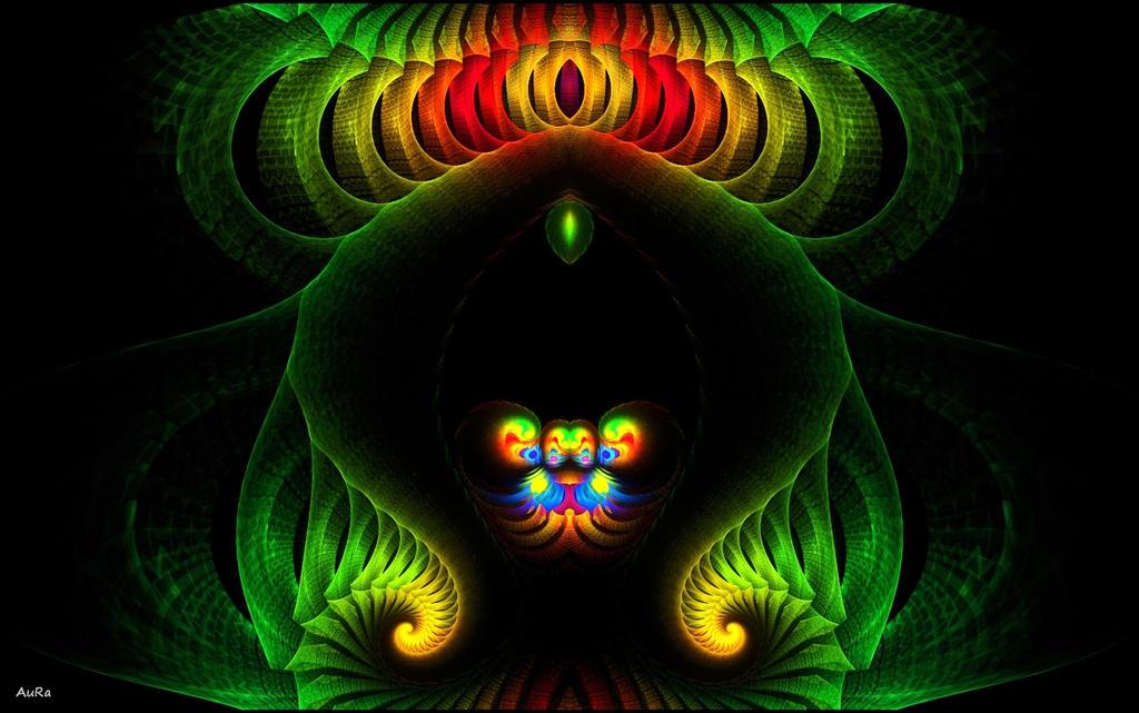 The Aura by AuroraMycano