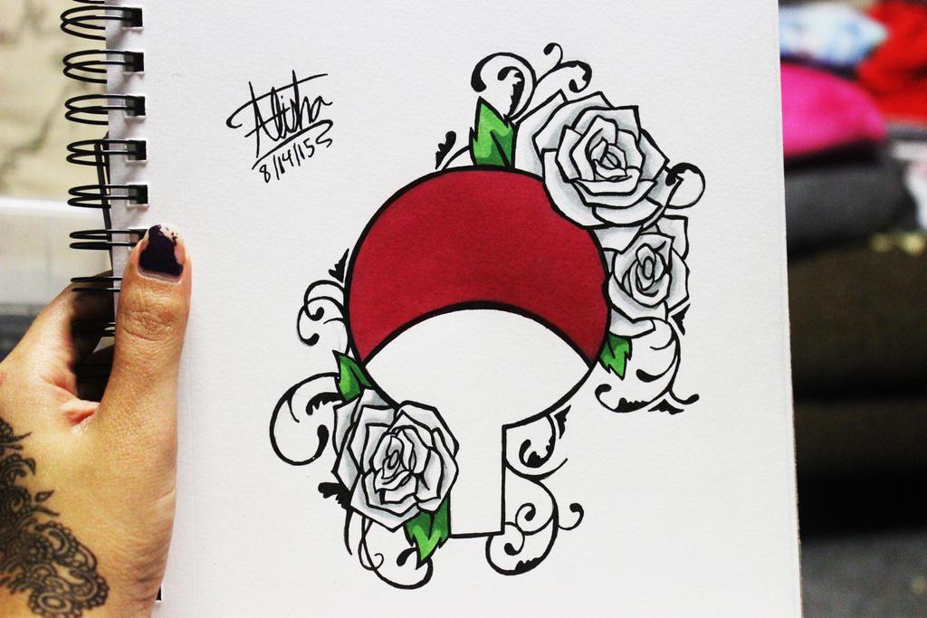 uchiha symbol tattoo - photo #23