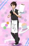 Dango Cafe APP - waiter