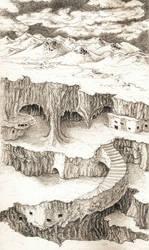 Underground Dwelling by ShadowDragonK