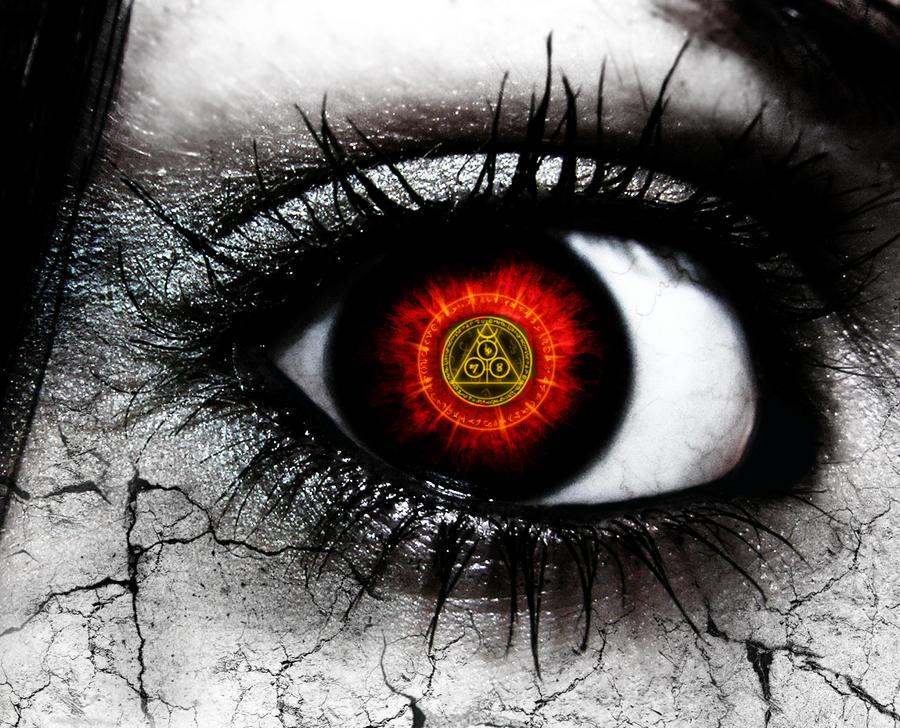 Demon eyes by arkazain on DeviantArt |Anime Demon Eyes
