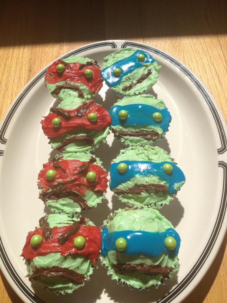 Ninja Turtle Cake Tin