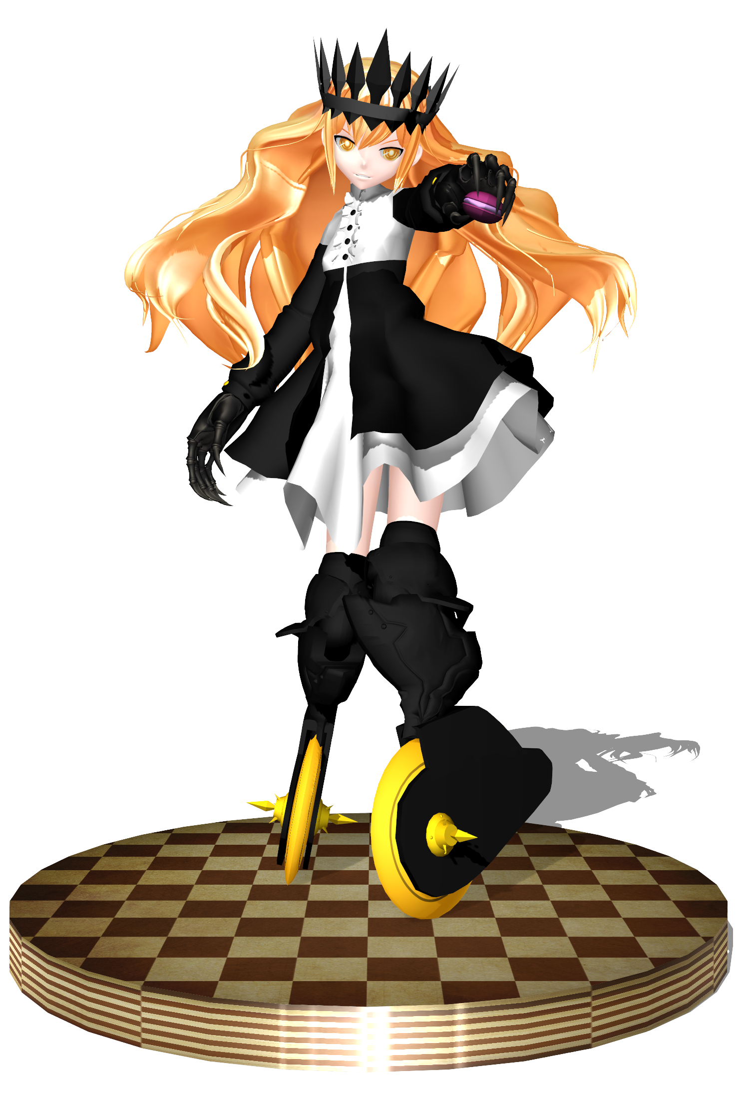MMD - Chariot by Ina-C