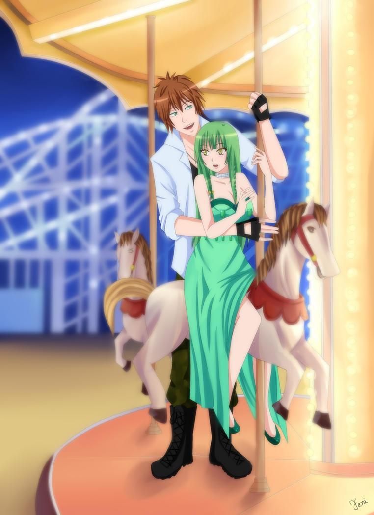 Anime dating games deviantart 9