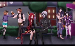 Halloween by donacirilo