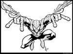 Spider-man Thwip