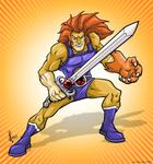 Thundercats Lion-O