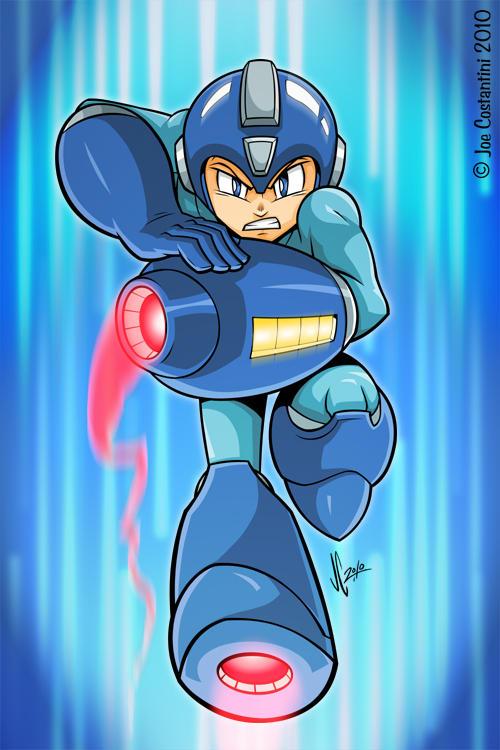 Mega Man Rocks