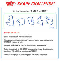Shape Challenge Rules: 11-01-11 by JoeCostantini