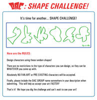Shape Challenge Rules: 05-01-12 by JoeCostantini