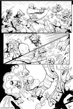Skullkickers Contest Page 2