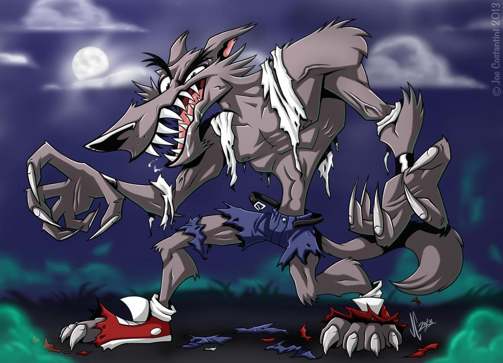Werewolf by 2Ajoe