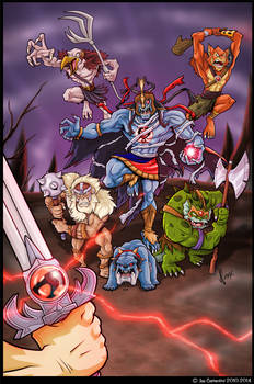 The Evil Mutants