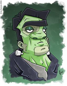 Monster Mash Frank