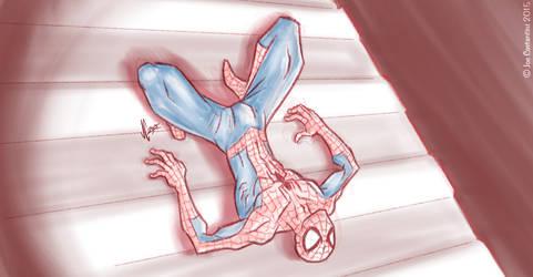 Spidey Sketch #112