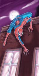 Spidey Sketch #115
