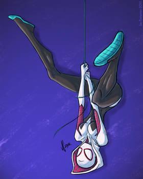 Spidey Sketch #119