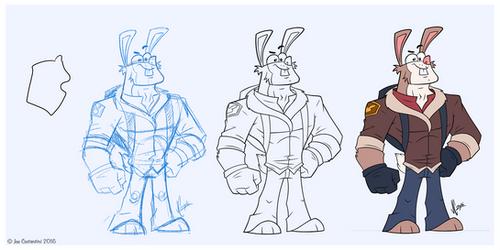 Pilot Bunny