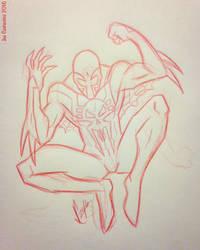 Spidey Sketch #130
