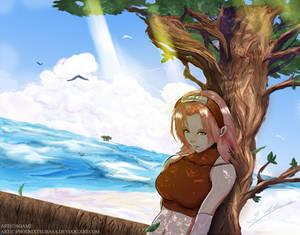 Sakura Haruno another world