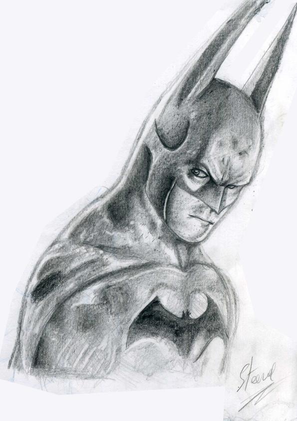 Because i'm Batman by Phoenixtsubasa
