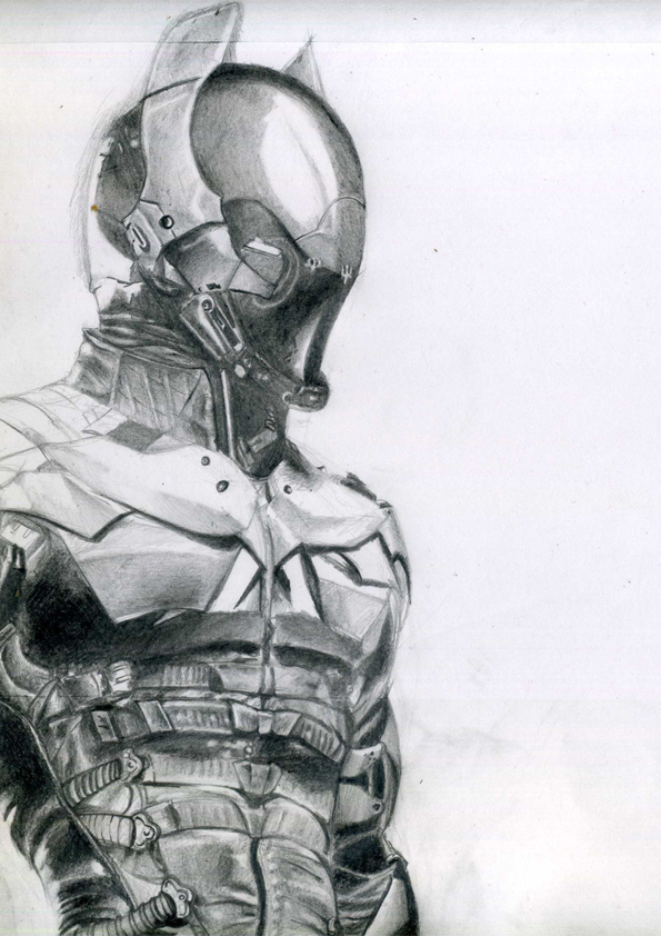 Batman Arkham Knight by Phoenixtsubasa