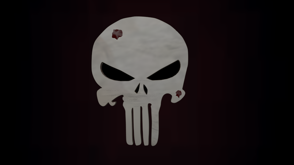 Punisher Logo by therealitydreamers