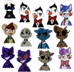 Five Nights At Candy's (Remasted Celebration)