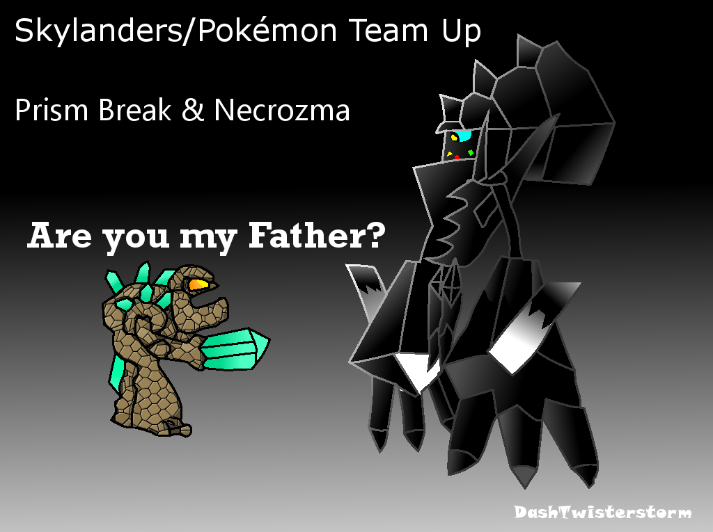 Skylanders and Pokemon Team Up: Prisimilarities by DashTwisterstorm