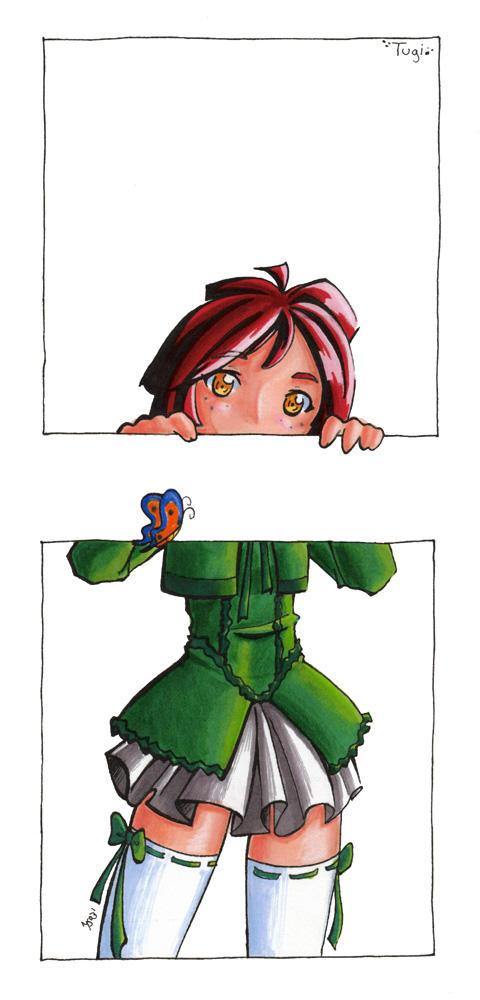 propaganda and pinnochio by sashamya