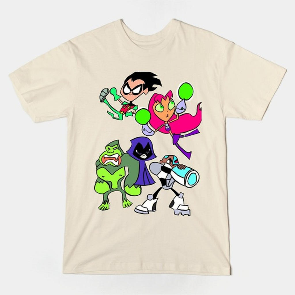 Teen Titans Shirt 41
