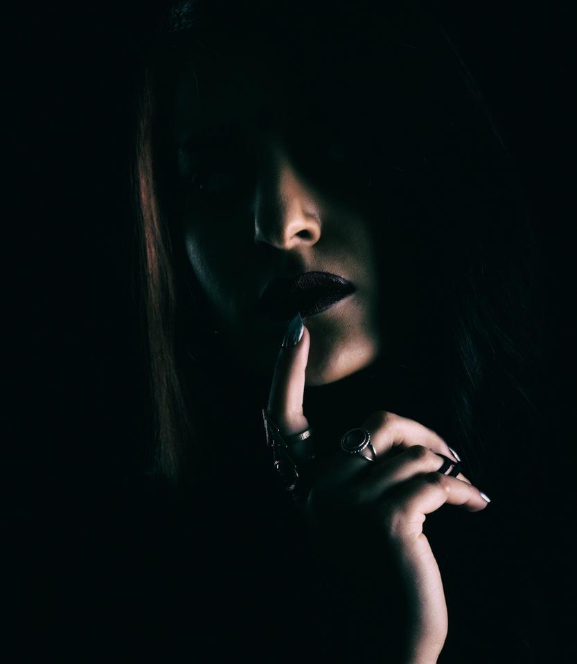 Darkness by Flyy1