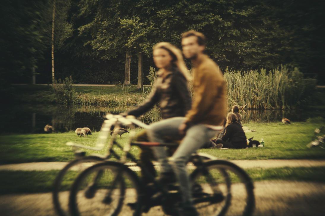 Vondelpark Afternoons by Flyy1