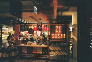 Sushi anyone? by Flyy1