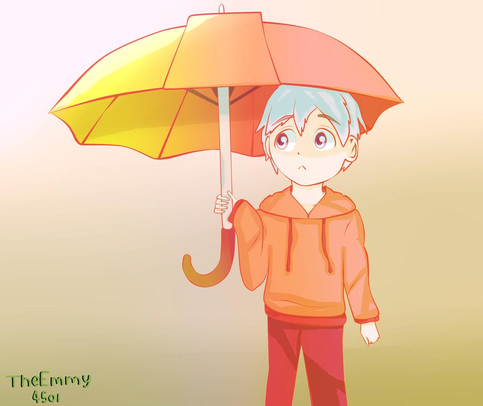 Orange~! by TheEmmy4501