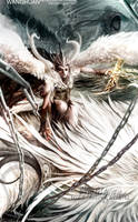 Black Sea God X by oneone11