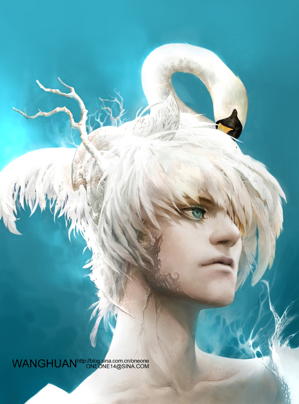 SWAN- by oneone11