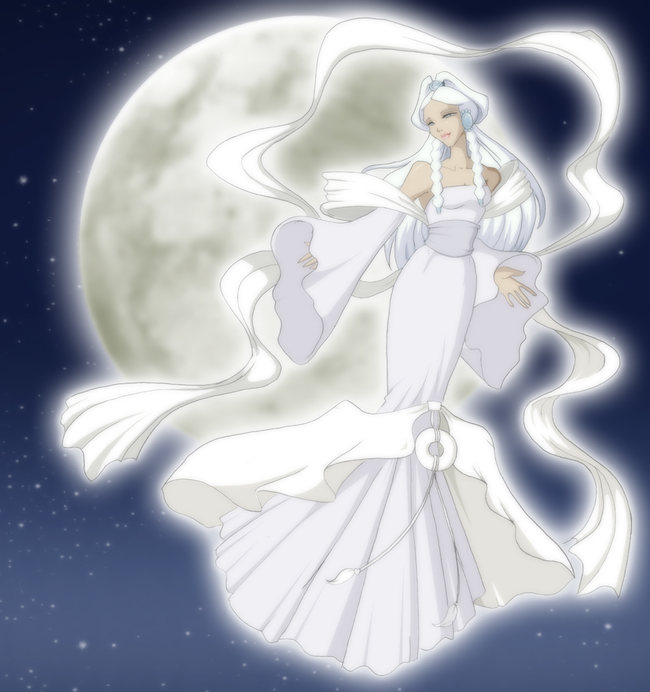 аватарка луна: