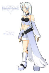 Yugana: Reloaded by MegzieSassypants