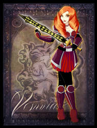 Commission - Vesuvia by MegziePegzie