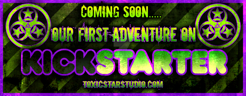 Coming soon.... by ToxicStarStudio